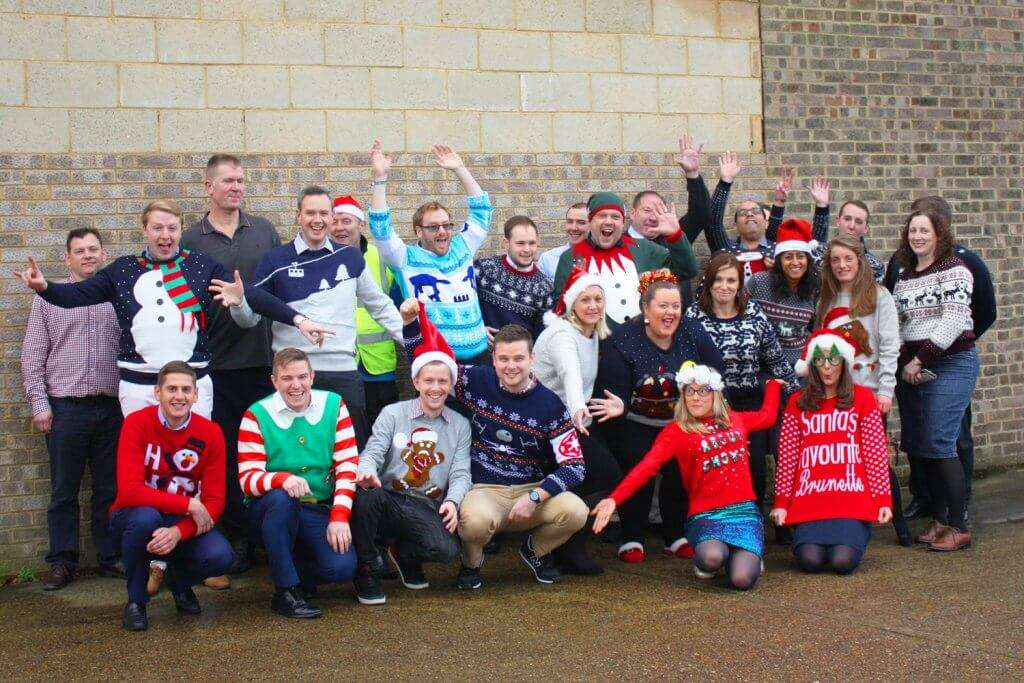 XmasJumperDay